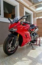 Vendo moto ducati Supersport S