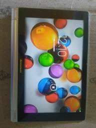 Título do anúncio: Vendo ou troco tablet Lenovo de 10 polegadas