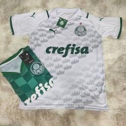 Camisa do Palmeiras (dois modelos disponíveis) entrega gratuita para toda João pessoa