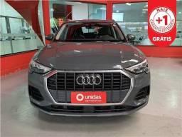 Audi Q3 Prestige 2020 Modelo Novo !  Cinza Puro !