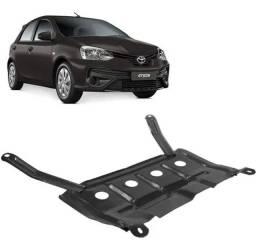 Protetor de carter automotivos vários modelos de carro