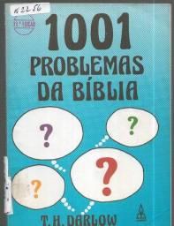 olx356 1001 Problemas da Bíblia - T. H. Darlow - Juerp - livro usado