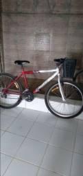 Título do anúncio: Bicicleta Zummi seminova pra vender logo