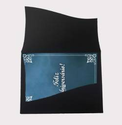 Envelopes com textura