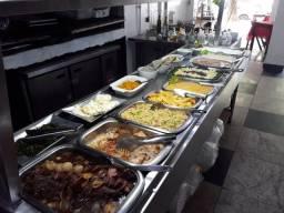 Buffet Self-service Quente.