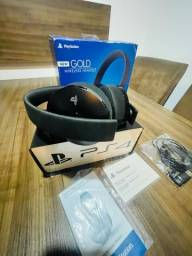 Headset Sony original 7.1 para Playstation 4