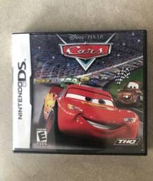 Cars Disney Pixar - Jogo DS