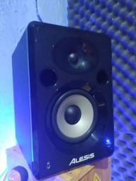 Par Monitores de Referência áudio Alesis Elevate 5