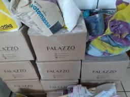 Tijolo brick classico branco palazzo