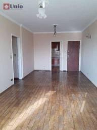 Apartamento com 3 dormitórios, 144 m² - venda por R$ 300.000,00 ou aluguel por R$ 600,00/m