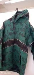 Casaco peruano top muito lindo tamanho g