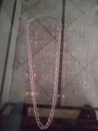 Corrente de prata 3por1