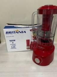 Liquidificador Britânia novo 110v