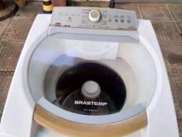 Máquina de lavar Brastemp 11k funcionando bem