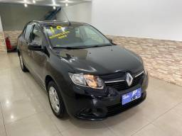 Renault Logan Completo + Media Nav + Gnv 5ªG 2019