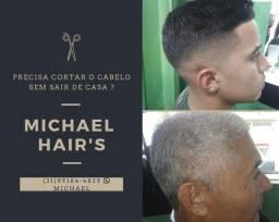 Corte de cabelo a domicílio