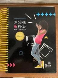 Título do anúncio: Livros pré vestibular pensi 2 reais cada