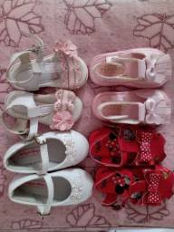 Lote sapatos/ sandálias