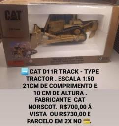 Título do anúncio: Miniatura D11 cat 1:50