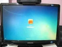 Título do anúncio: Monitor  Samsung 22 polegadas