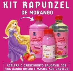 Kit capilar Rapunzel
