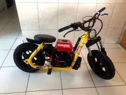Título do anúncio: Vendo Mini moto motor estacionário