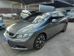 Civic 2016 Lxr / Automático/ Flex
