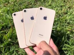 iPhone 8 64gb Dourado || Impecável || Savassi