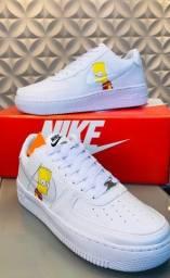 Tênis Nike Simpsons Edição Especial