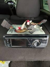 Rádio DVD Pioneer