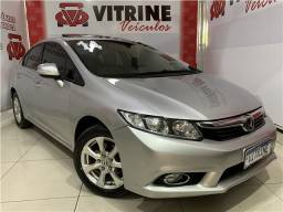 Honda Civic 2014 2.0 exr 16v flex 4p automático