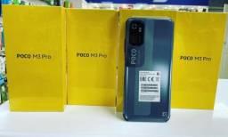 Título do anúncio: Celular Xiaomi Poco M3 Pro 5G - 6GB Ram 128GB Rom - Dual Chip