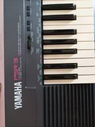 Título do anúncio: Teclado Yamaha PSR-3 vintage, perfeito estado