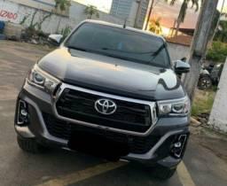 Toyota Hilux Srv 4x4 2.8 Diesel Automático Ano 2019