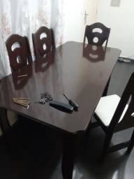 LIQUIDAÇAO, Mesa de 6 cadeiras