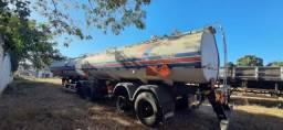 bi trem / carreta reboque tanque