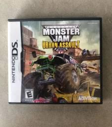 Monster Jam Urban Assault - Jogo DS