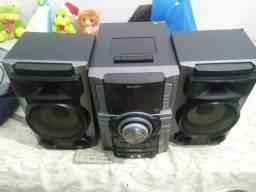 Som SONY 300w