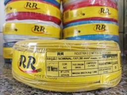 Título do anúncio: Fios Elétricos Flexíveis em Rolo - A partir de 75,00 - 1,5mm à 10mm