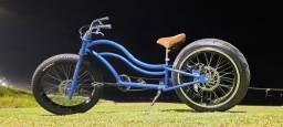 Título do anúncio: Bicicleta customizada Top de Linha