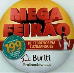 Lotes em Luzimangues direto da Imobiliária