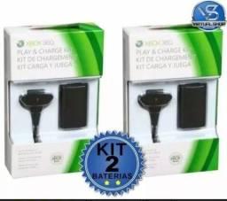 Kit duas bateria XBOX 360/ONE