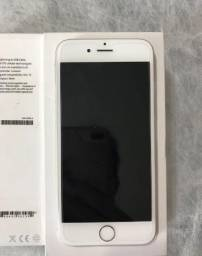 Iphone 6 s semi novo 64 g branco
