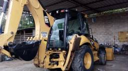Caterpillar 416E completa