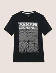 Camiseta Armani Exchange Original a pronta entrega