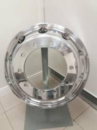 Roda de Aluminio Caminão e Ônibus