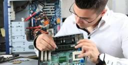 Precisamos de técnicos, para prestar serviços de informática no Sul