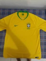 Camisa Oficial do Brasil. Comprado na Centauros