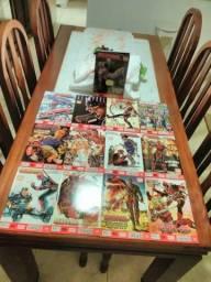 Revistas em quadrinhos Deadpool Nova Marvel
