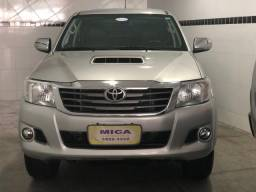 Toyota hilux 2014/2014 3.0 srv 4x4 cd diesel 4p automática - 2014